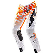 JT Racing Hyper Lite Echo Pants - White-Orange 2014